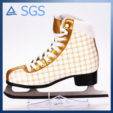 alibaba wholesale cold resistant figure skate for ice rink