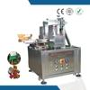 China made teflon glue conatainer cheese wafer box gluing machine