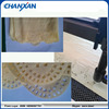 factory discount designer fabric Laser cutting flower lace fabric Laser cutting flower wedding dress we chat taixiaoxiao