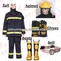 trajes de bomberos