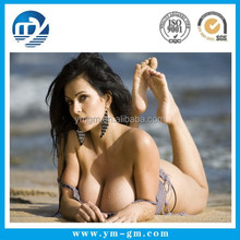 Custom Advertisement 3D lenticular Nude Girl Poster