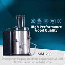After Christmas Sales High Quality Electric apple juice extractor with a large pulp collector