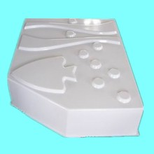 Hard, good toughness plastic thermoforming,HIPS/PS plastic sheets for thermoforming