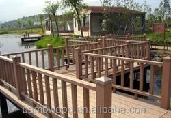 Practical New Wpc Wood Plastic Decorative Garden Fence