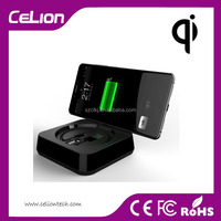 High Quality Big Capacity 8000mAh Mobile Phone Wireless Power Charger