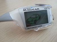 long range two way car alarm system Magicar M909F