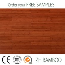 Traditional coffee color 15mm solid bamboo flooring