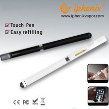 e vape trio use vaporizer touch pen vaporizer china wholesale with high quality and factory price