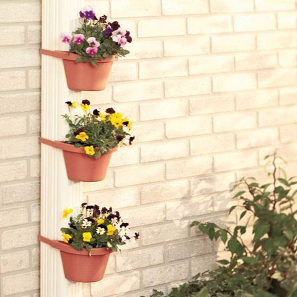 Plastic Vertical Hanging Green Wall Garden Planter Buy