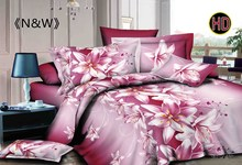 3D print bedding sets 6pc set N&W brand 41 designs ready in factory 2