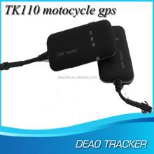 Plus stable mini gps tracker GT02A utilisé pour moto / vélo électrique / Taxi livraison Google lien suivi en temps réel