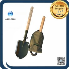Outdoor universal freedom army soldiers folding shovel by alibaba folding shovel