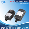 Outdoor 24V LED Driver Wall Plug In Type
