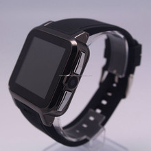 "1.54"" Aluminum stainless steel cover 300W camera bluetooth/3g/GPS/WIFI GSM Android smart watch"
