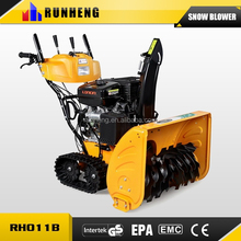 Runheng new tractors and equipments 337cc snow blower
