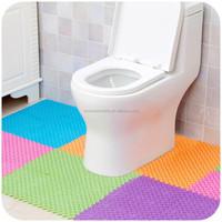 little feet bathroom anti-slip joint mat shower room customize size mat