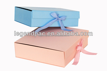 wholesle popular promotional paper candle packaging box