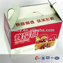 packaging box for cherry