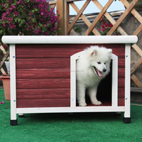 Precision Pet Outback Wooden Dog House