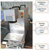 Good price portable mini fiber laser marking machine