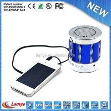 mini portable handsfree with TF card bluetooth wireless watch speaker