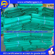 Weifang dafeng recycled plastic fabric 30cm - 150cm width