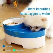 Automático pequeno Pet bebedor / plástico bebedor