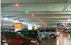 forward mounting ultrasonic sensor parking guidance system/car parking solution