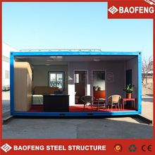 customized size safe and reliable stackable cheap soundproof cheap mobile homes