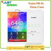 Wholesale On Alibaba Teclast P80 4G Octa Core 8 inch 4G sex video 4g gsm phone call tablet pc by dhl with high quality