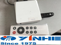 Android 4.4 Hybird smart quad core android tv box in ATV