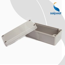 Saipwell quick offer IP66 DS-AG-0818 80*180*70MM ABS waterproof / weatherproof electrical enclosure / box