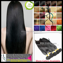 2015 Best Selling Natural Black Dyeable Quick Delivery Factory Price Paypal Accepted 100% Virgin Human Remy Hair Indian Sex Hair