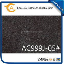 Hot-sale high quality pvc synthetic leather for sofa upholstery