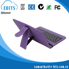 High quality CE mini bluetooth keyboard case touchpad