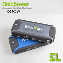 Multiple function 3 Year Limited Manufacturer Warranty wide selection 12V Rechargeable Jump Starter Lipolymer battery