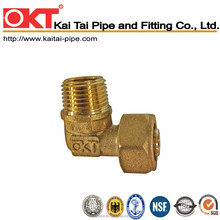 Kai Tai Elbow Male / Brass fitting 90 one end male threads