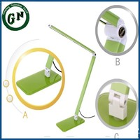 GN-718-1 Foldable LED Reading Light Table Desk USB Computer Lamp