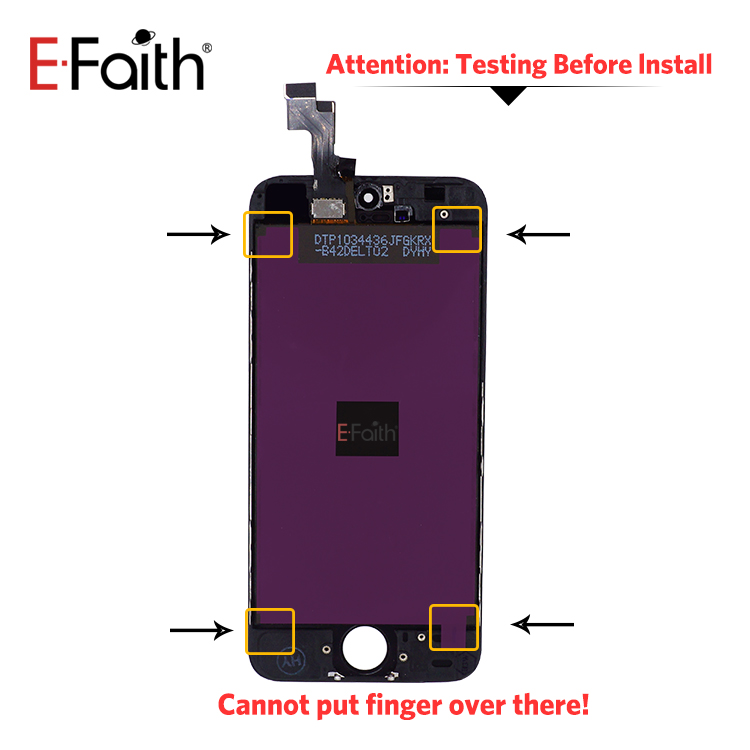 Hot Selling LCD Digitizer Touch Screen Display Replacement for iPhone 5S