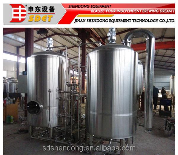 Beer Brewing Equipment Micro Brewery 100l 200l 300l 500l