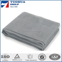 Hot selling silver grey 18x16 fiberglass insect screen with high quality