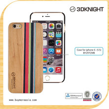 Wholesale Wood Mobile Phone Case For Iphone 6plus, For Iphone 6plus Bamboo cell phone Case,wood case for iphone 6plus