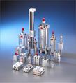 Vários de alta qualidade e preço razoável cilindro pneumático cilindro de ar fabricante na China