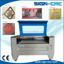 High quality factory directly selling wood die cutting laser cut machine ! Wood cutting and engraving machine