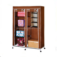 WITH WHEEL PORTABLE CLOSET DESIGN POPULAR DESIGN
