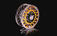wholesale cheap and good quality CNC machine cut fly fishing reel