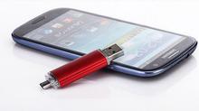 Popular smart phone OTG USB Flash Drive, OTG U disk