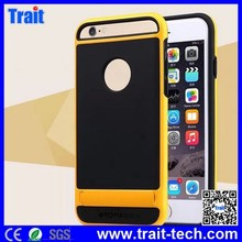 TOTU Clear Series ,PC TPU TOTU Design Case For Iphone 6 Plus