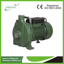 2015 Shifeng brand CPM158 self priming pump/famous brand pumps