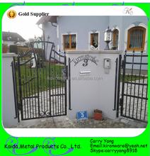 Kaida Factory Price Metal Gates Models, Wrought Iron Gates Models